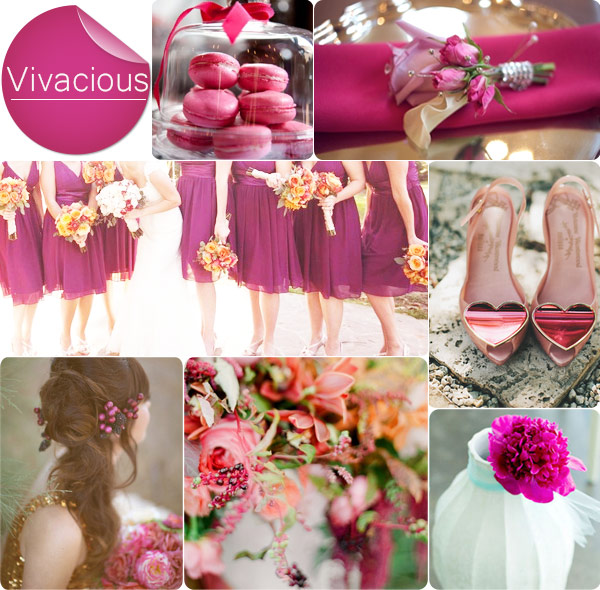 Vivacious-Fuchsia-Color-for-Fall-Weddings-2013