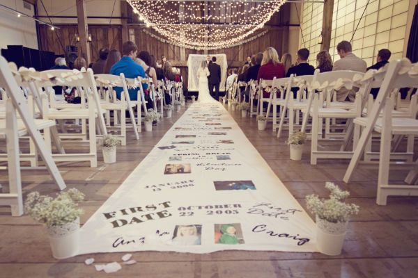 diy-wedding-ceremony-aisle-runner