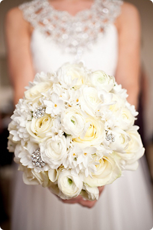White-Wedding-Bouquet-Brides-